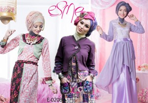 busana muslim pesta esme fashion