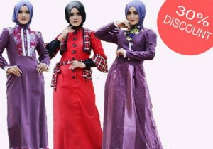 busana muslim pesta esme fashion